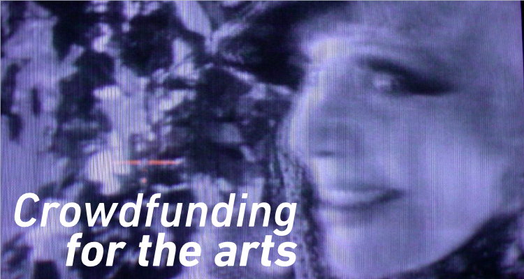 crowdfunding for the arts