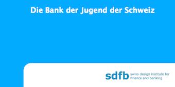 Die Bank für die Jugend der Schweiz